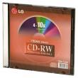 LG CD-RW 80 10x Slim