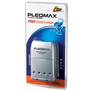 Перейти на страницу товара  Samsung PLEOMAX Samsung Pleomax 1015 Pro-Power 2 часа + 2*2500mAh (6/12/216)