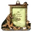 "Перейти на страницу товара Сувенирная фоторамка Unique Collection 14828 ""Собаки"""