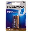 Перейти на страницу товара Элемент питания Samsung Pleomax LR6 BL2 Digital