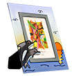 Перейти на страницу товара Фоторамка из стекла Витраж L 20038A 9*13