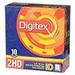 Перейти на страницу товара Дискета Digitex 1,44 картон (10/100)