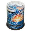Перейти на страницу товара  Philips CD-R 80 52x Cake Box (100)