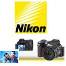 Цифровые камеры  Nikon