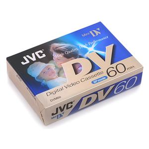Видеокассеты DVM